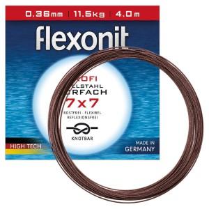 flexonit Stahlvorfach 7x7 bei der Cebbra GmbH