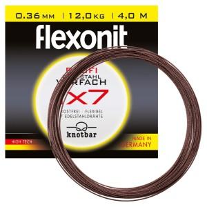 flexonit Stahlvorfach 1x7 bei der Cebbra GmbH