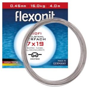 flexonit Stahlvorfach 7x19 bei der Cebbra GmbH