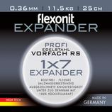 flexonit Stahlvorfach Expander bei der Cebbra GmbH