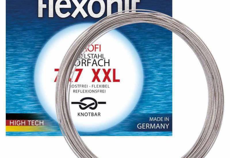 Flexonit Stahlvorfach 7x7 XXL