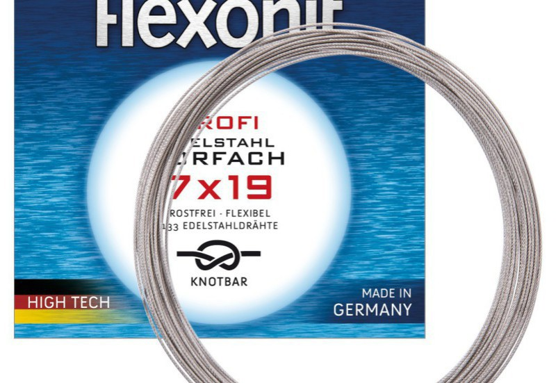 Flexonit Stahlvorfach 7x19