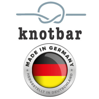 Cebbra Stahlvorfach knotbar Made in Germany